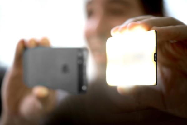 Nova flash with iPhone