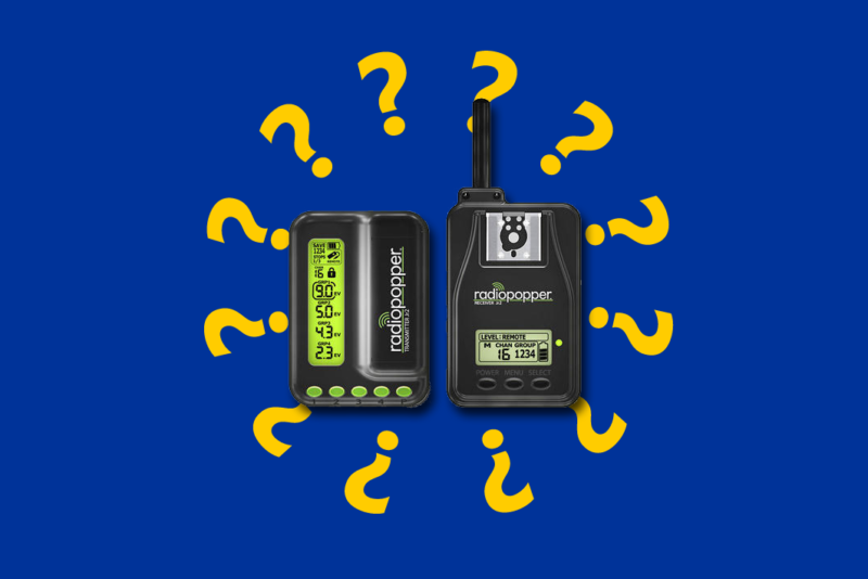 RadioPopper Jr2 in Europe
