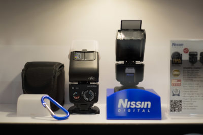 Nissin told me that the Fuji version of the i40 should be available within 1.5 months, just after Fujifilm released the firmware which enables Fujifilm cameras to do HSS. A rep told me as well that they are working on a higher powered version of the i40, with only a slight increase of size
