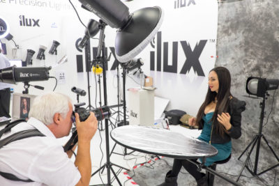 A demonstration at iLux