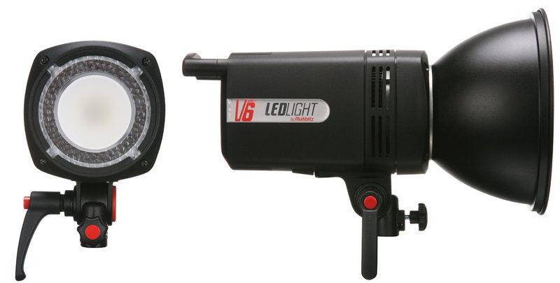 Multiblitz V6 LED Light