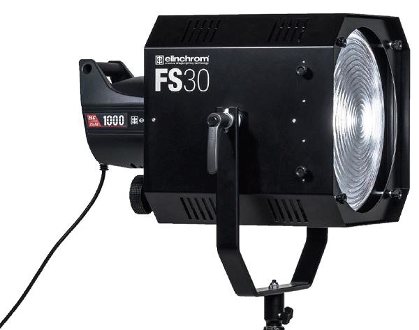 Elinchrom FS30 fresnel spot