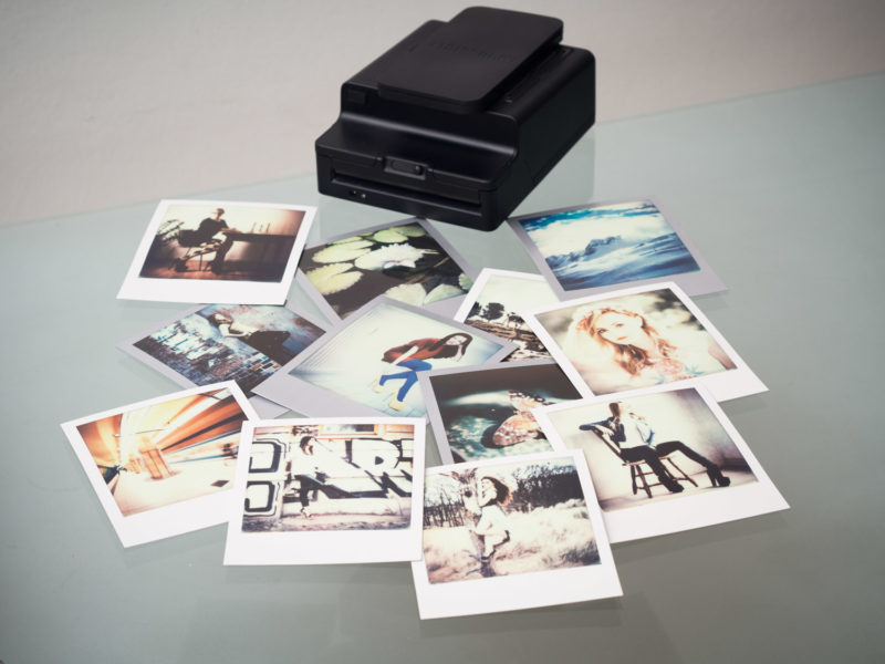 impossible instant lab print your pictures on polaroid paper