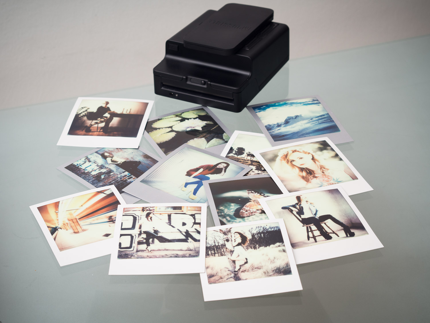 Impossible Instant Lab - print your pictures on Polaroid paper ...