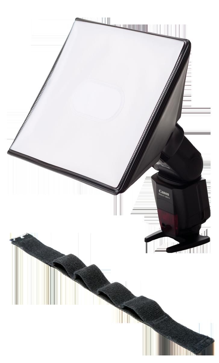 LumiQuest Softbox III and UltraStrap Bundle