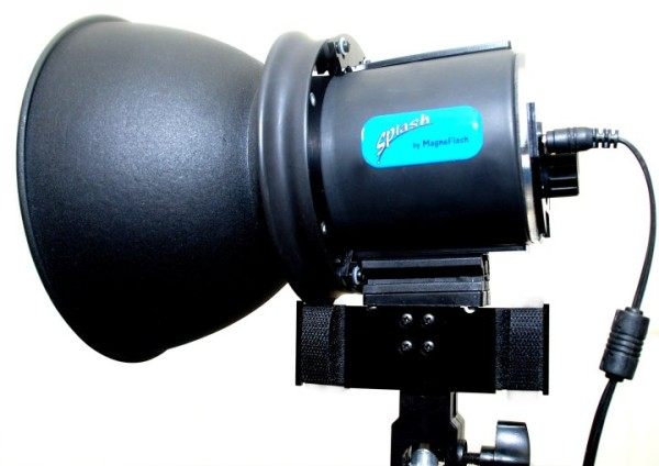 Magneflash A-Lux V2000 Video Mono with S-fit reflector