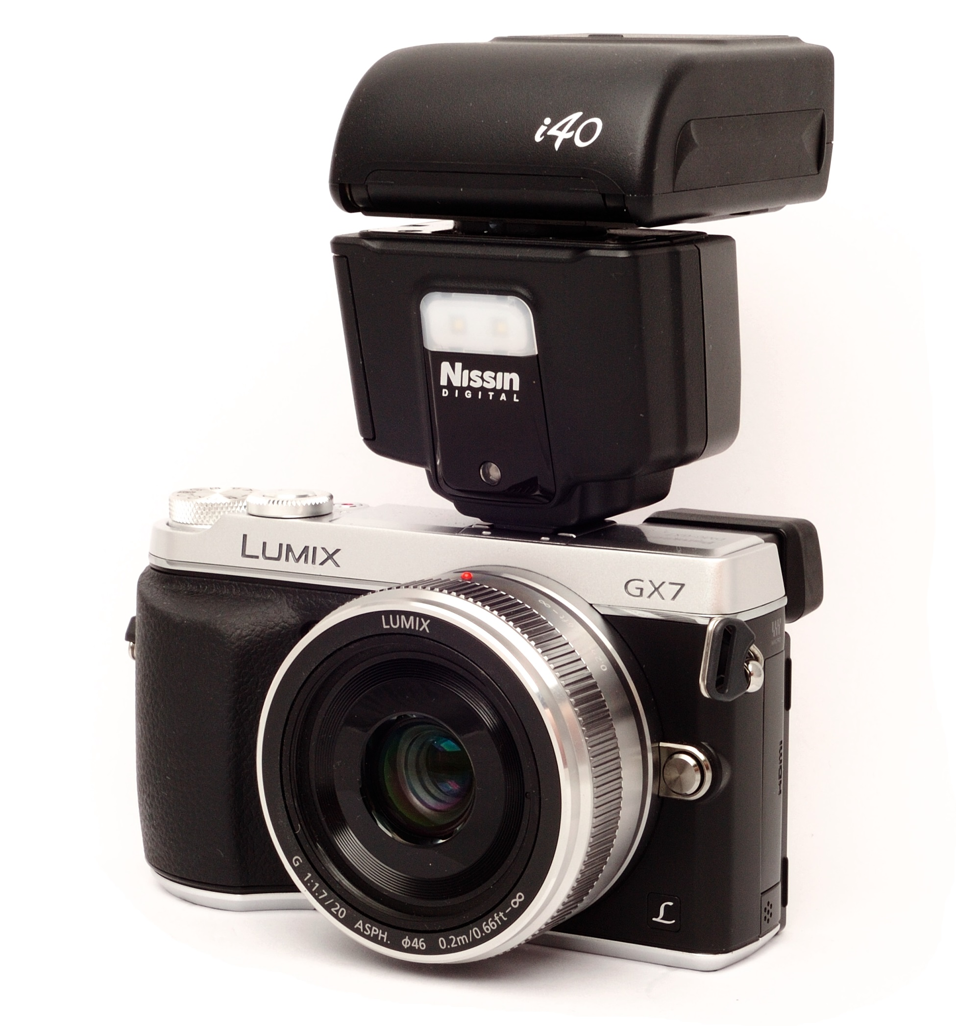 Nissin i40 for Micro Four Thirds review - Lighting Rumours