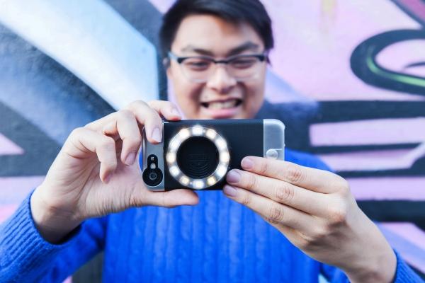 Photojojo Smartphone Ring Light