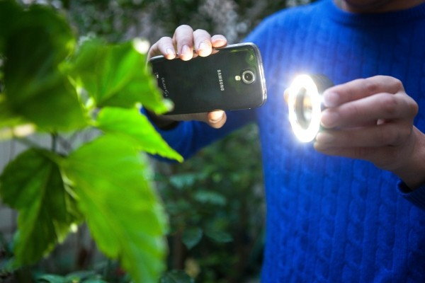 Photojojo Smartphone Ring Light