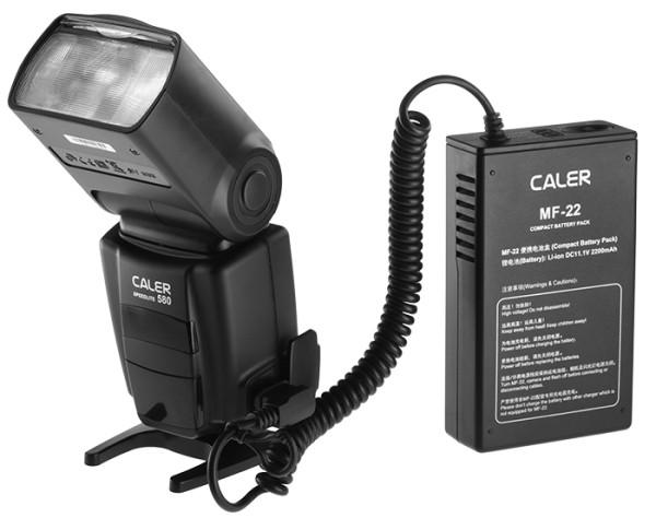 Caler 580 and Caler MF-22