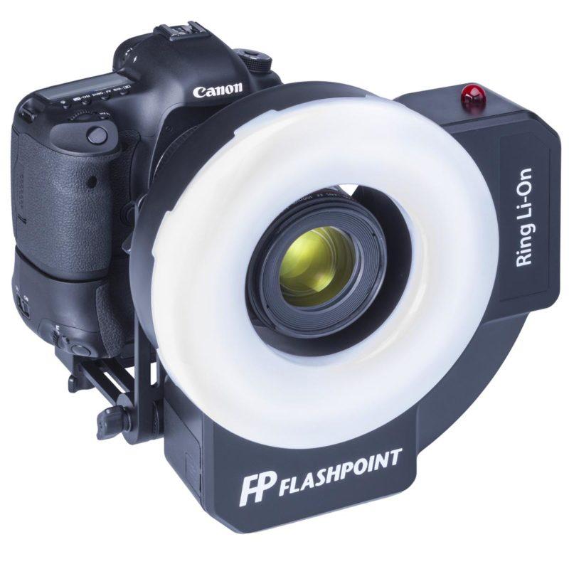 Adorama Flashpoint Ring Li-On
