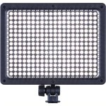 Flashpoint 300 LED - on Camera Light with Audio
