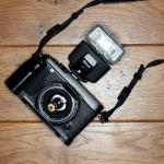 Nissin i40 on Fujifilm X-E2