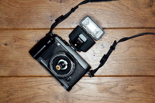 Nissin i40 for Fujifilm X-E2