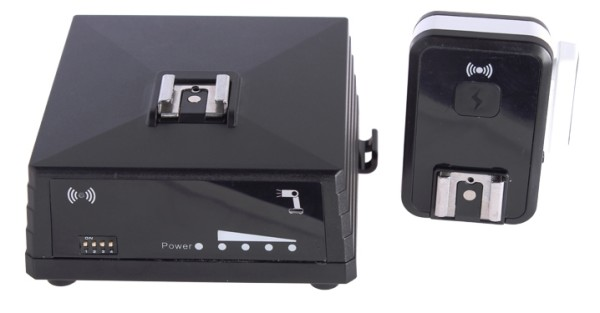 Nicefoto Speedlite Partner PH-380