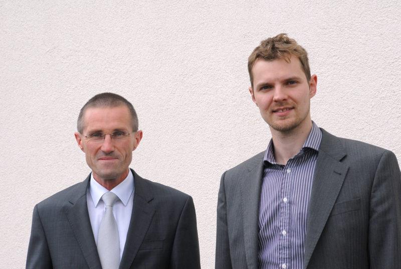 Gerd Betz and Lauri Jouhki