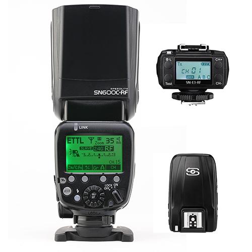 Shanny SN600C-RF and SN-E3-RF
