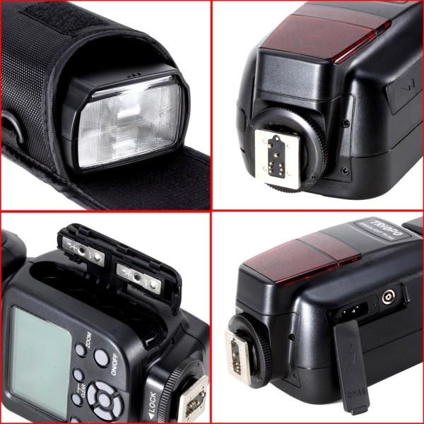 Triopo TR-988 for Canon and Nikon