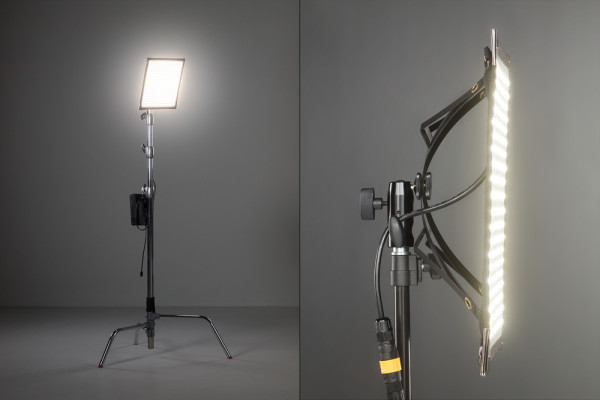 The Bi-Flex kit is sold for $899 in the USA and can be bought here. Stock should be available soon. For more information check out their website or Facebook ... & Aladdin introduces the Bi-Flex: a bi-colour flexible LED panel ... azcodes.com