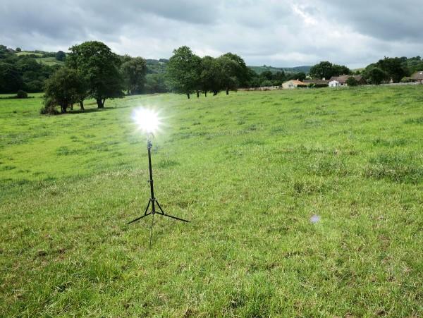 Lightpix Labs FlashQ range test
