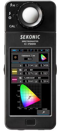 Sekonic Spectromaster C-7000
