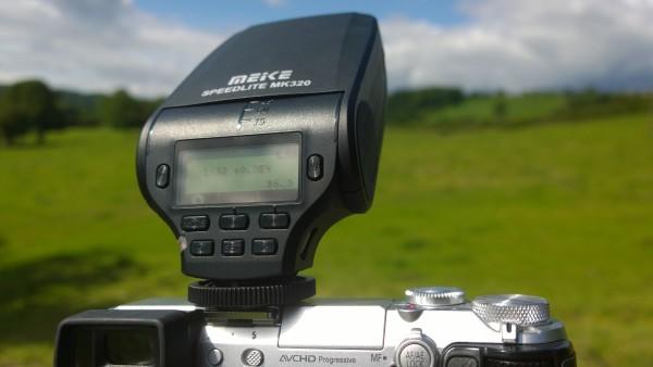 Meike Mk-320 Руководство - фото 11