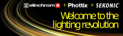 Elinchrom, Phottix and Sekonic lighting control system