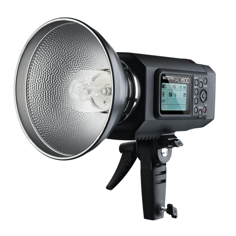 Godox surprises with new Witstro AD600 battery flash - Lighting Rumours