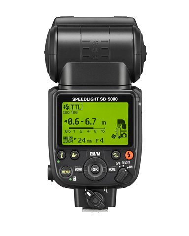 Nikon Speedlight SB-5000 adds wireless radio control - Lighting Rumours
