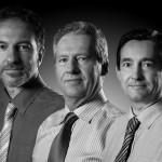 Bowens Directors L-R Alan Walmsley,John Gobbi and John Gass