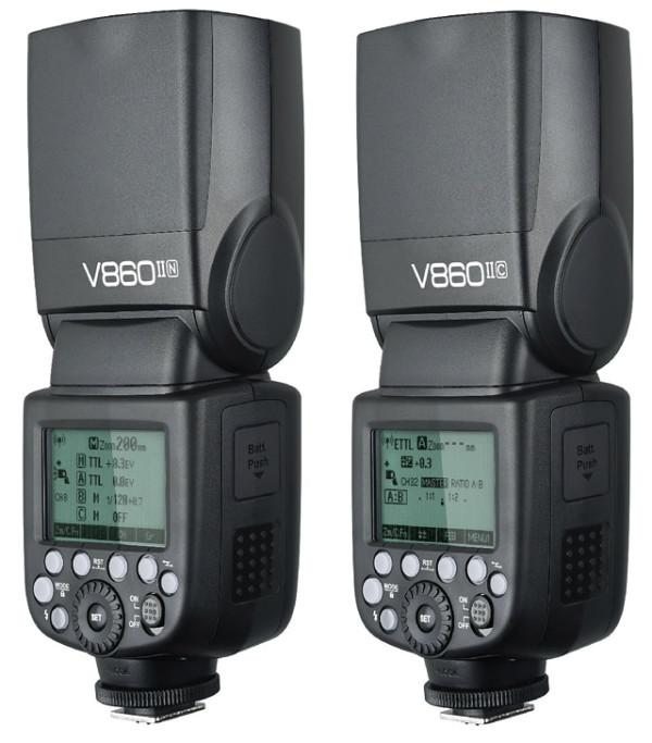 Godox Ving V860 II