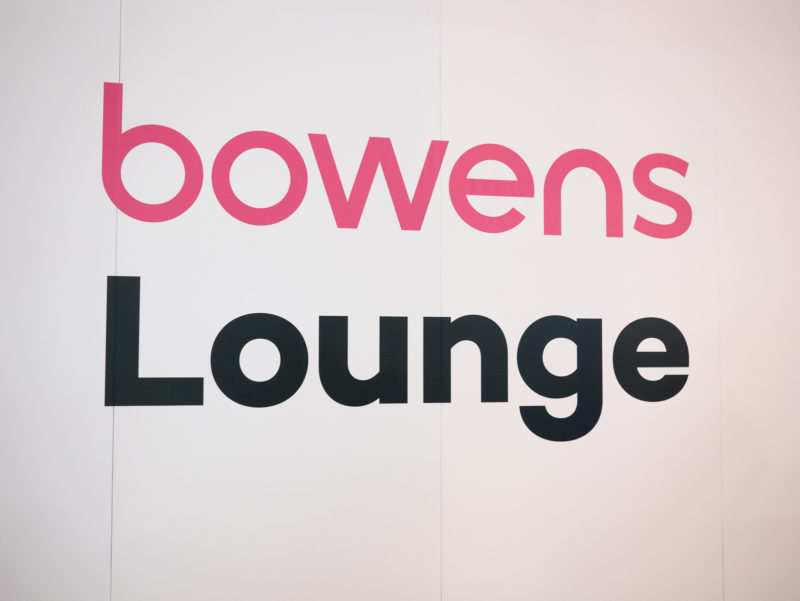 Bowens Lounge at The Photography Show 2016