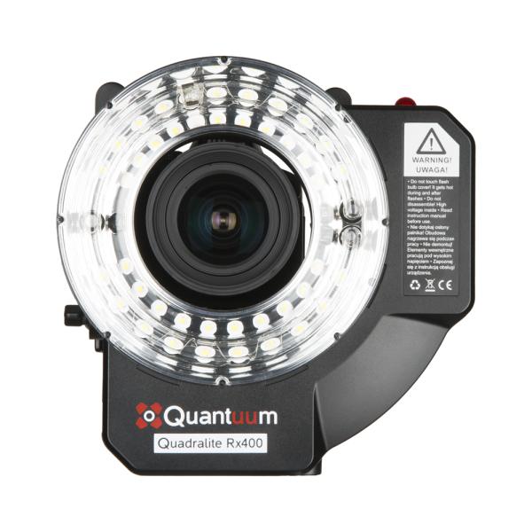 Quantuum Quadralite Rx400