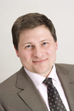 New Bowens managing director, Eugene Ciemnyjewski