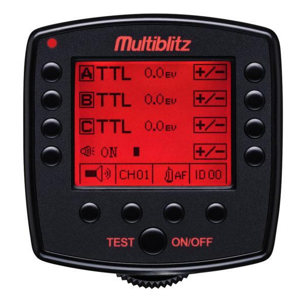 Multiblitz TTL-TRIGGER
