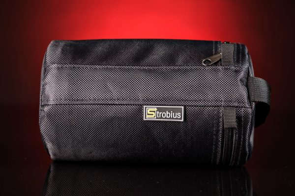 Strobius StrobiStrip carry case. Picture: Michael Sewell