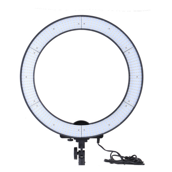 Andoer LA-650D LED ring light
