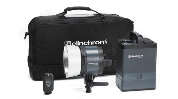 Elinchrom ELB 1200 Pro To Go kit
