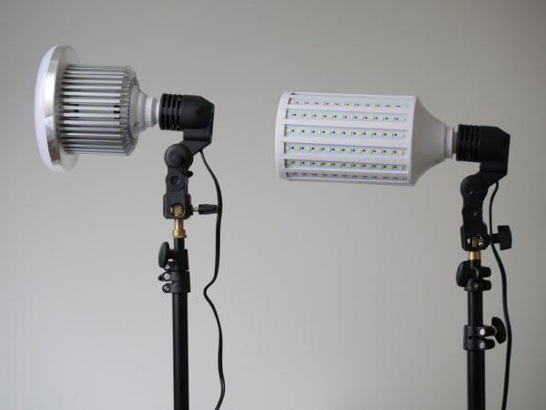 Andoer 135W LED bulbs