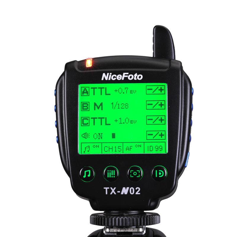 Nicefoto TX-N02