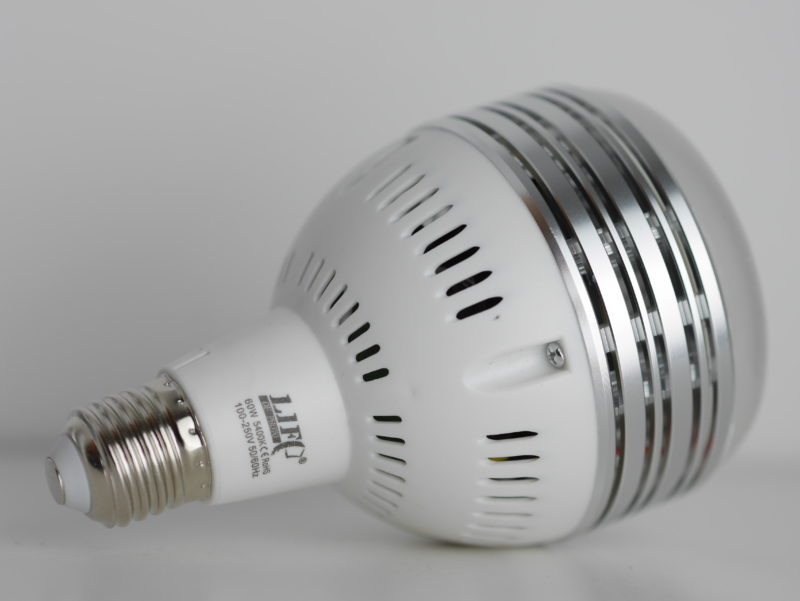 Life of Photo 60W LED bulb