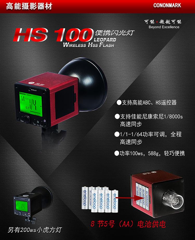 CononMark HS100