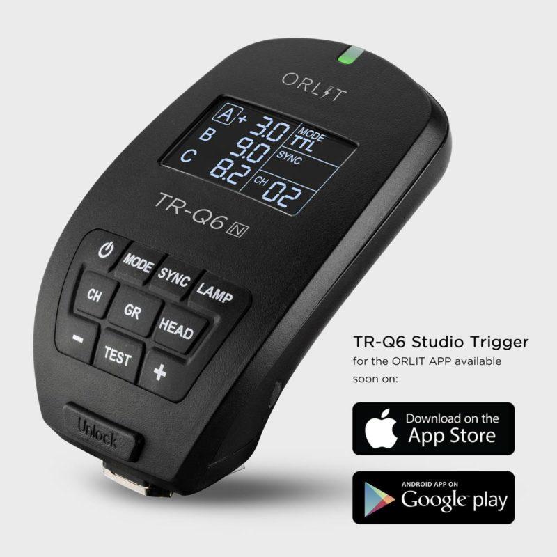 Orlit TR-Q6 Studio Trigger