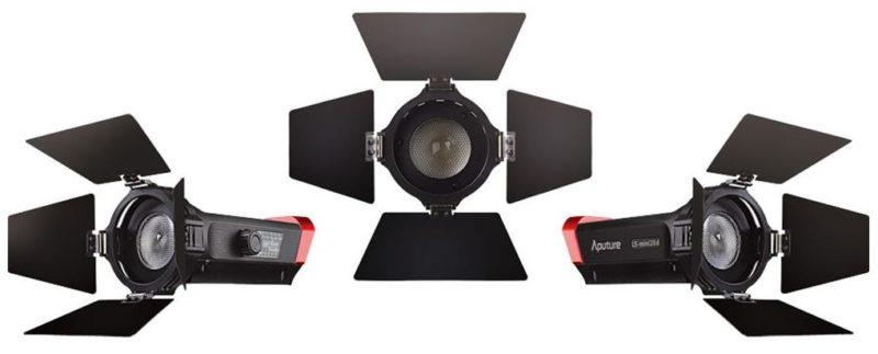 Aputure Light Storm LS-mini20 kit