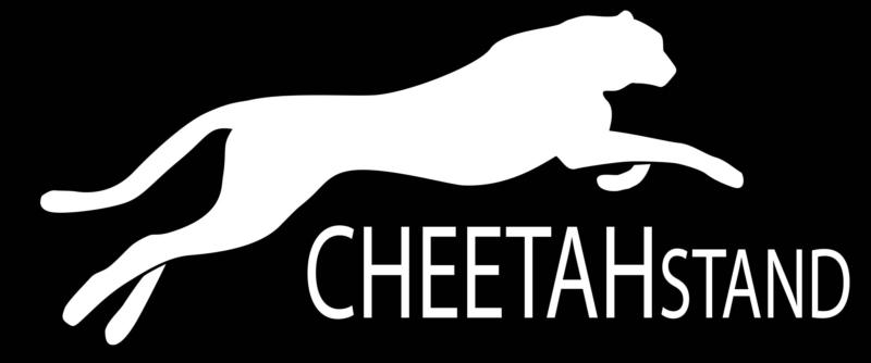 CheetahStand logo