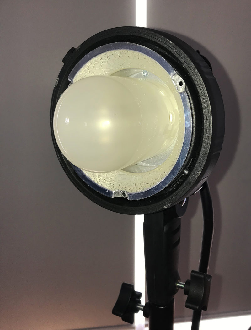 Elinchrom Quadra adapter