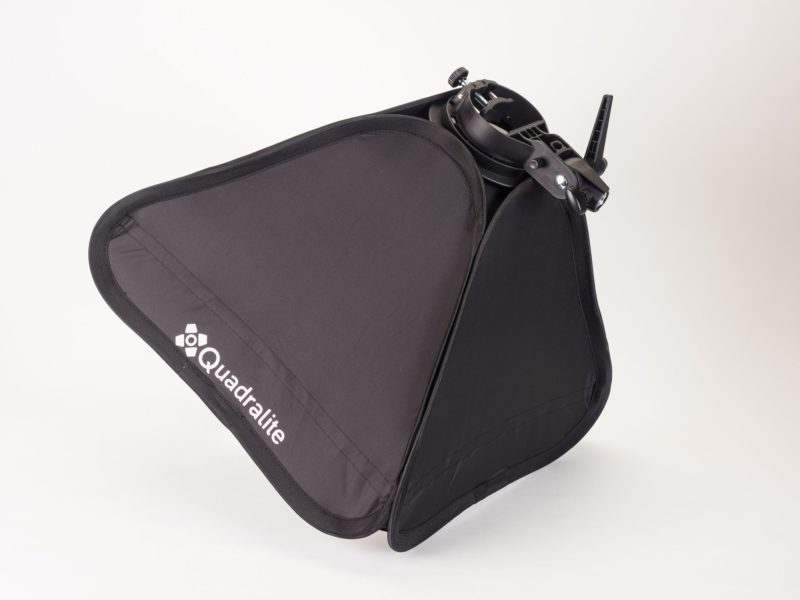 Quadralite 50x50cm folding softbox