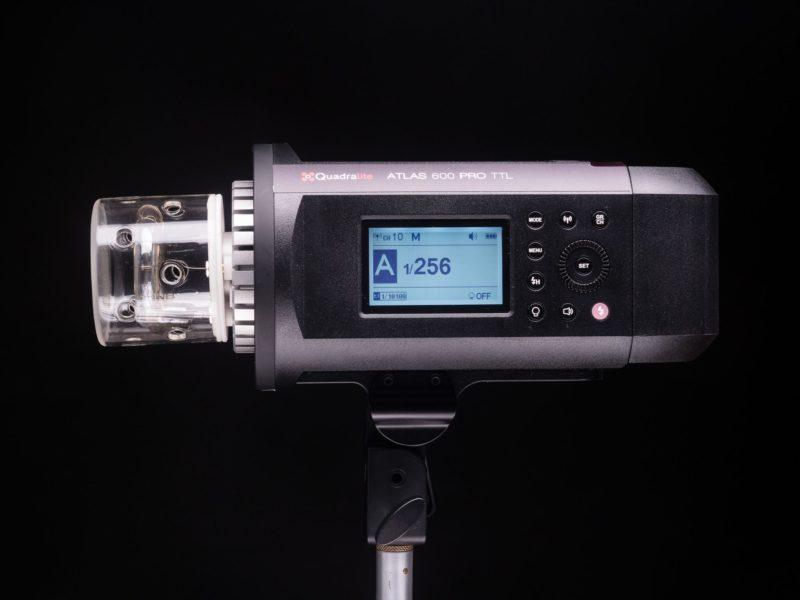 Quadralite Atlas 600 Pro