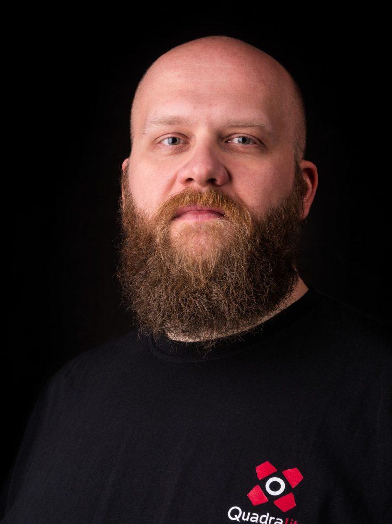 Quadralite's Marcin Wozniak