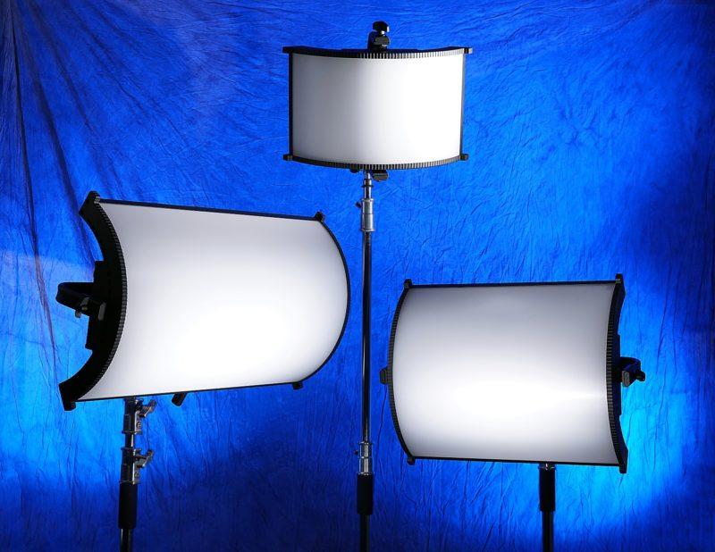 Fotodiox Factor Radius series LEDs